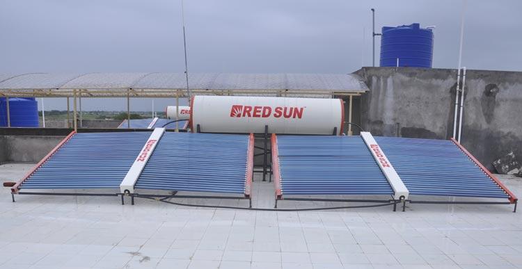 Shri Modi School Rajkot Redsun Solar