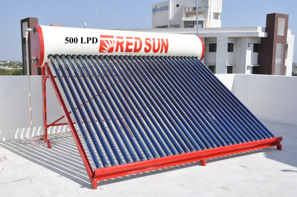 Subsidy Not Available On Solar Water Heater In Gujarat
